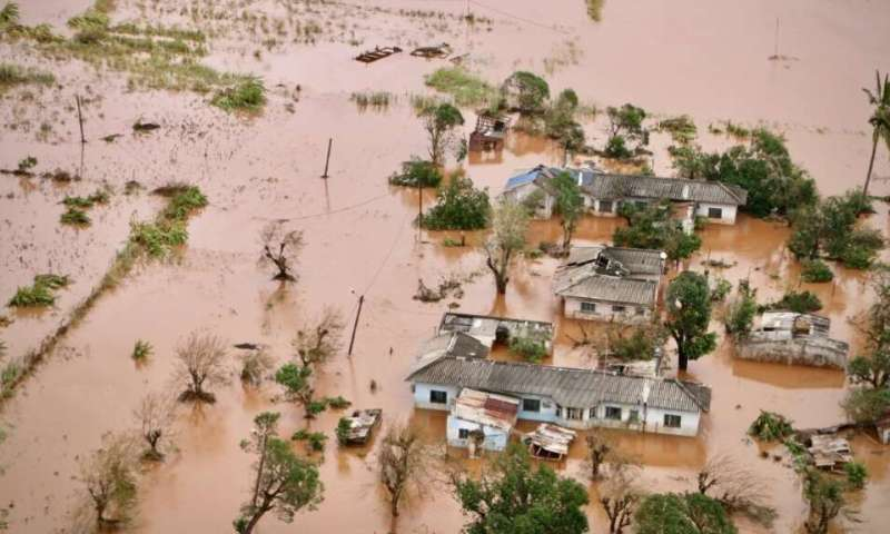 Horror: 480,000 Killed By Extreme Weather