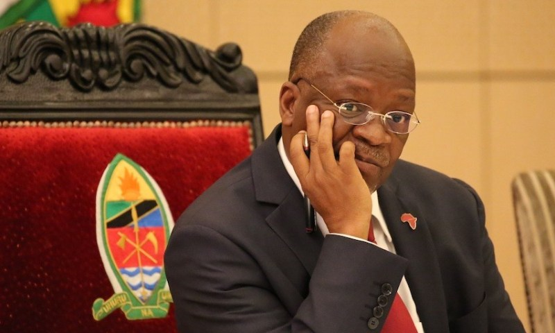 Confession Time! Tanzanian President Magufuli Finally Admits Covid-19 Has Ravaged His Country,Directs Citizens To Observe SOPs!