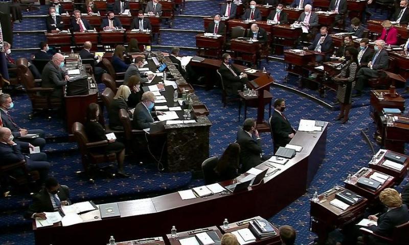 Donald Trump's Historical 2nd Impeachment Trial Kicks Off In US Senate