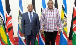 Kenya Takes Over EAC Top Seats; President Uhuru New C/person, Mathuki Scoops Secretary-General Office