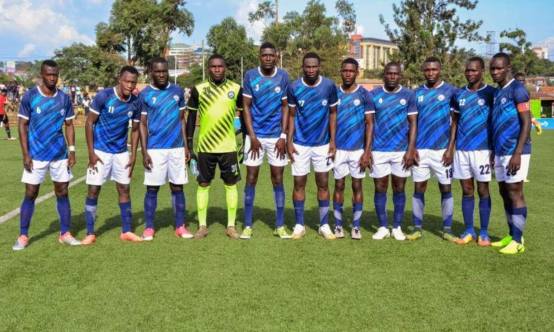 UPL: Police Beat BUL To Go On Top As Vipers, UPDF Crumble