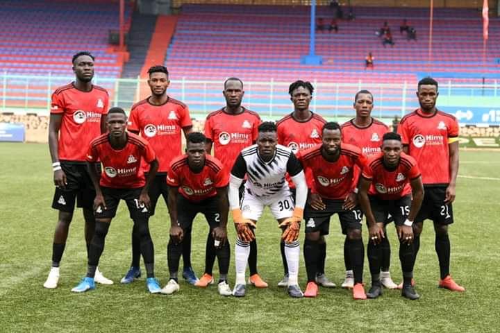 UPL: Ssentamu Sends Vipers To Top As Villa Bangs MYDA 1-0