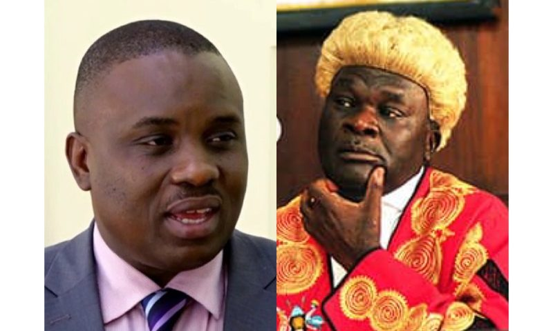 Shame! You Joined State To Rape Our Constitution Rather Than Protect It: Furious Lord Mayor Lukwago Unapologetically Undresses CJ Dollo!