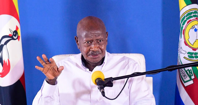 Back Off Uganda's Political Affairs-Museveni Cautions EU Envoys