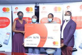Business Eased: Airtel Uganda & Mastercard Launch Virtual Debit Card