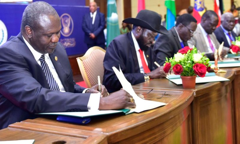 Peace Thirsty Sudan Dissolves Cabinet, Appoints Ex-rebels Into Juicy Ministerial Positions