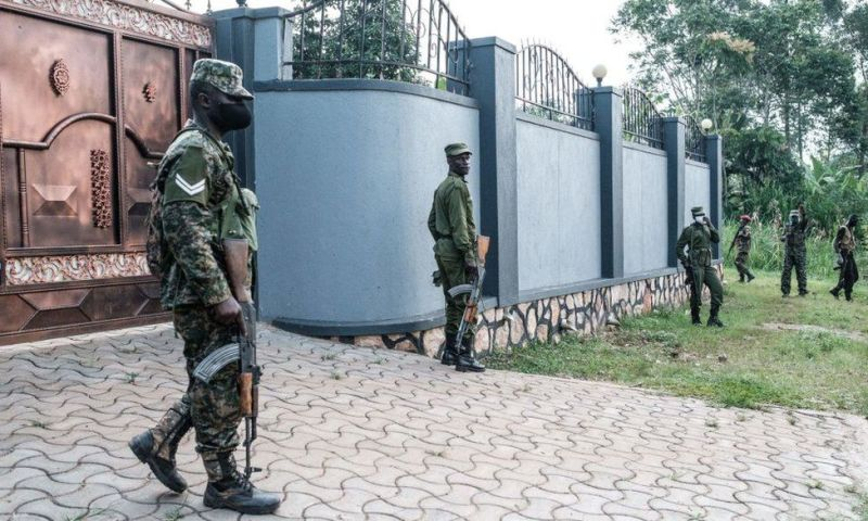 Heavily Armed Military, Police Surround Bobi Wine's Home Over Fresh Protest