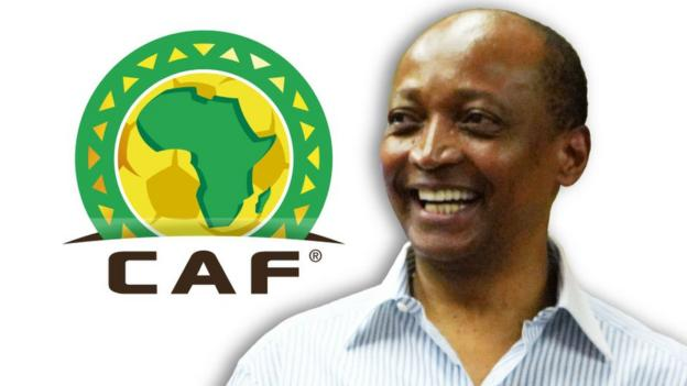 Just In: South Africa's Billionaire Motsepe Elected CAF President