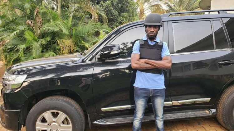 Presidential Matters A Side! Kyagulanyi Runs To Court To Save His Multimillion Car