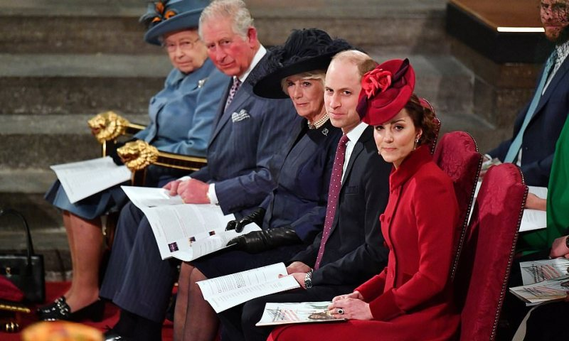 On Tentorhooks! Queen Holds Closed Door Crisis Meeting With Prince Charles After Harry, Meghan Explosive Interview With Oprah Winfrey!