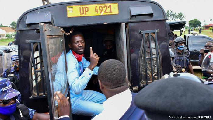 Breaking! Bobi Wine, Other NUP MPs Arrested!