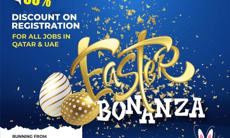 Premier Recruitment Announces Easter Bonanza, 50% Registration Discount!