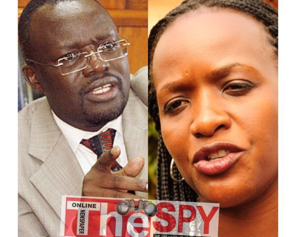 Prof.Baryamureba Drags Troubled Nagayi Nabilah, Husband Sempala To Court Over '850M Fraud'