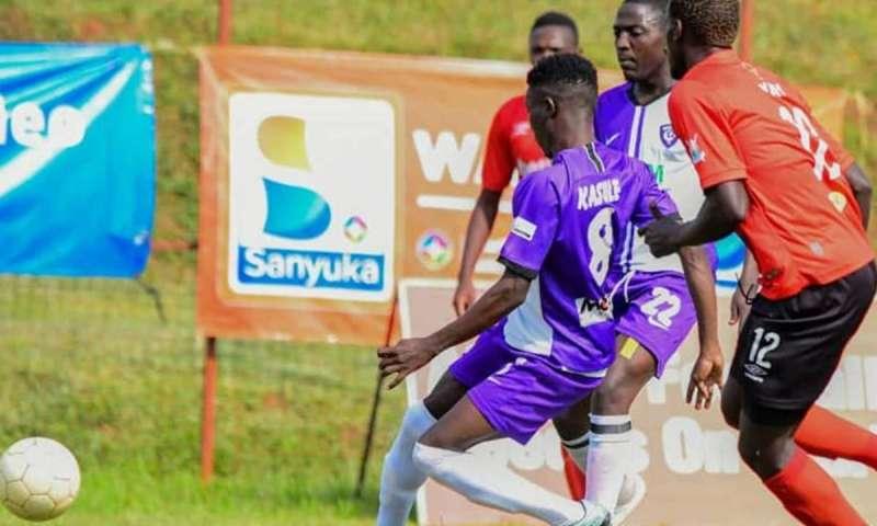 UPL: Express' Unbeaten Run Halted By UPDF FC