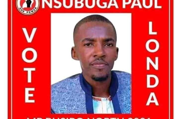 NUP's MP Elect For Busiro East Paul Nsubuga Detained Over Phone Theft