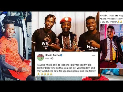Politics In Sports: The Junta Gov't Won't Spare Anyone! Bobi Wine Reveals Why Aucho Was Dismissed From Cranes Camp