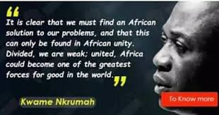 Why Kwame Nkrumah's 'United Africa' Agenda Remains A Critical Demand By Pan Africanists
