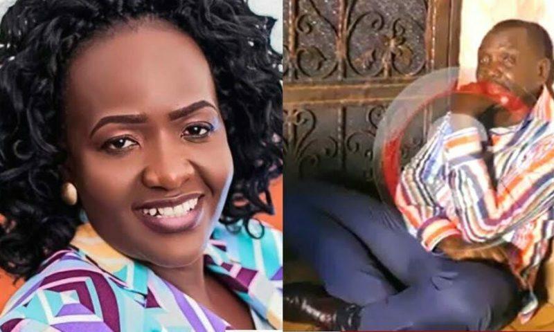 VIDEO: Buckets Of Tears Shed As Ex-Kampala Woman MP Nabilah Sempala Takes Over Marital Home, Kicks Husband Out Like Puppy