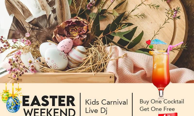 Easter Knocks! Lavish Speke Resort Munyonyo Unveils Sumptuous Easter Weekend @Luxurious Lake Side