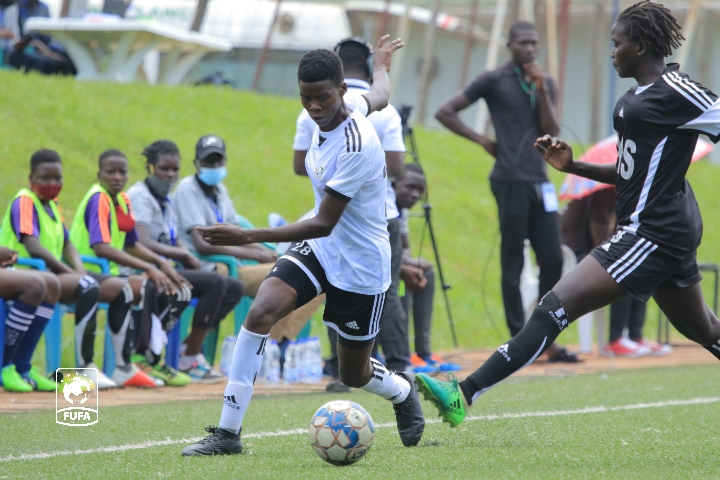 FUFA Women Super League: She Corporate Crush Hard-Fighting Olila High School