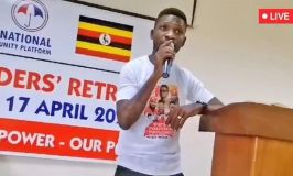 'No Cease Fire Against Museveni's Rotten Regime'-Bobi Wine Vows As He Announces National Political Tour