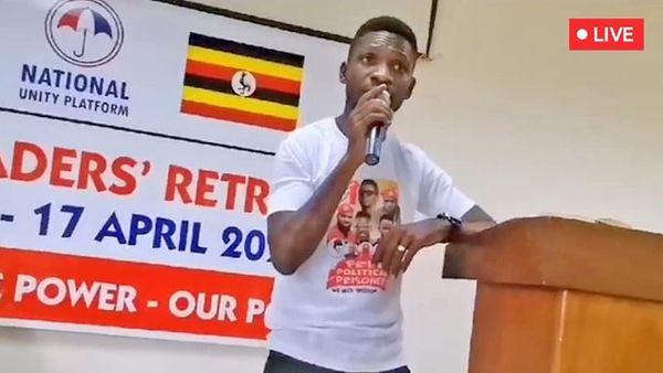 'No Cease Fire Against Museveni's Rotten Regime'-Bobi Wine Vows As He Announces National Political Tour