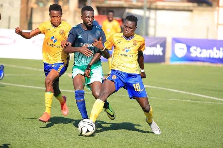 Uganda Cup: KCCA Overcome Nyamityobora FC 4-2 In First Leg