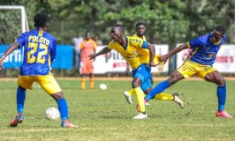 UPL: Honeymoon Over As URA Hands KCCA's Morley Byekwaso First Defeat