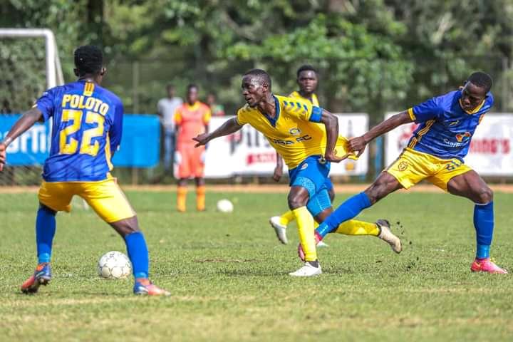 UPL: Honeymoon Over As URA Hands KCCA's Morley Byekwaso First Defeat