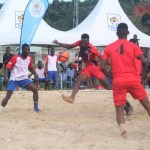 Beach Soccer: St Lawrence Falls to Buganda Royal As Mutoola BSC Smashes Entebbe Sharks 13-7