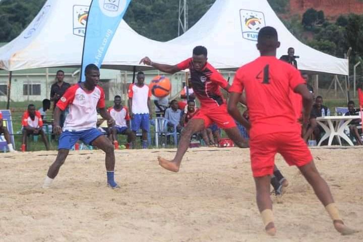 Beach Soccer: St Lawrence Falls to Buganda Royal As Mutoola BSC Smashes Entebbe Sharks 13-7