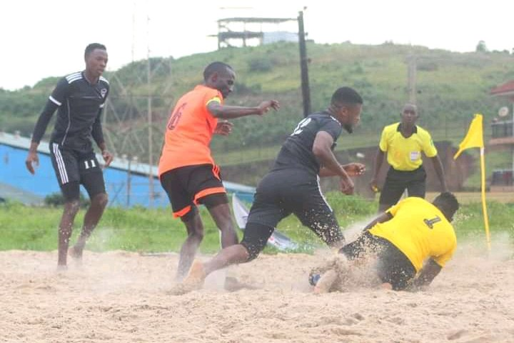 Beach Soccer: MUBS Hook First Win As St Lawrence Reclaims Summit