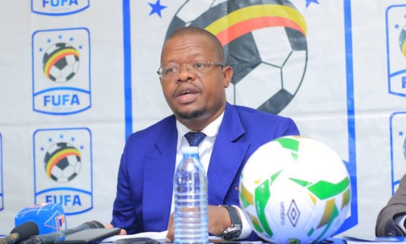 """We Have Achieved Alot Since My Presidency & Now Focusing On Qualifying National Team To 2026 FIFA World Cup""-FUFA President Magogo"