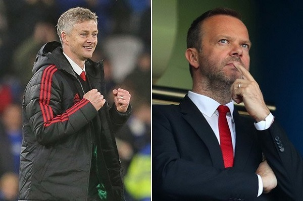 Breaking: Ed Woodward Resigns As Manchester United Executive Chairman