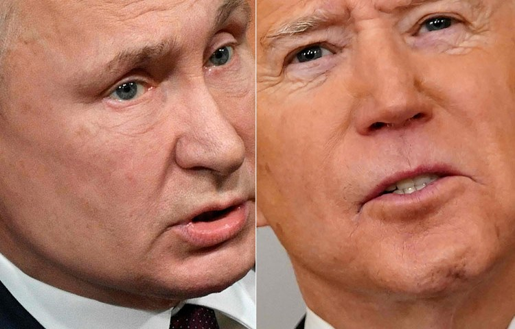 Biden Slaps Rounds Of Sanctions Against Russia, No Nosense Putin Vows To Teach US A Lesson
