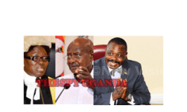 Squeaky-Bum Time For Speaker Kadaga As She Runs Out Of Patience! Rushes To Kisozi Uninvited, Begs Museveni To Eliminate 'Thorny' Oulanyah From Speakership Race!