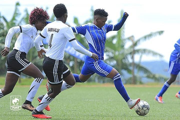 FUFA Women Super League: Lady Doves, Corporate Game Ends In Goalless Draw