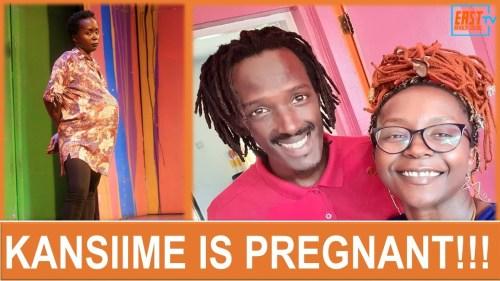 Successful Bonking Marathons: Comedian Kansiime, Hubby Skylanta Eye Labor Ward For First Kid