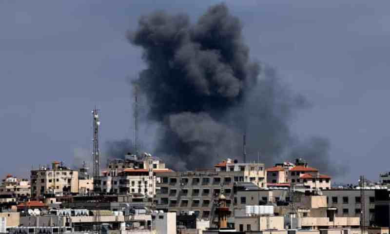 No Cease Fire: Israel Orders For Massive Military Enforcement In Gaza With Over 100 Killed As Deadly AttacksEscalate To Fifth Day