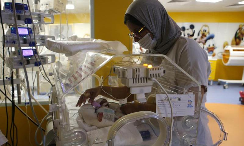 Shocking: Woman Gives Birth To 9 Healthy-Bouncing Babies At Once