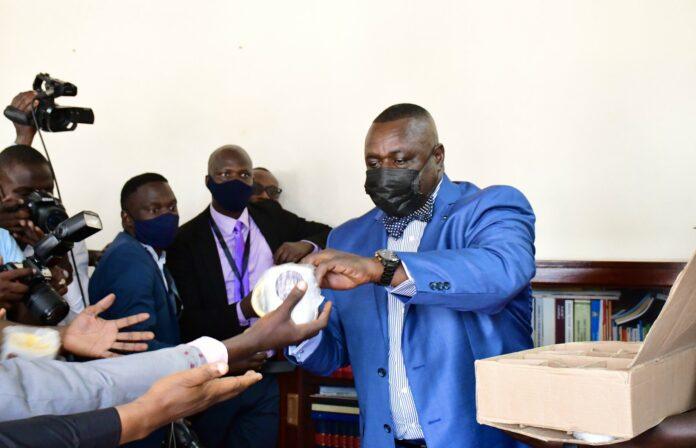 Hopeful Oulanyah Hands Over Deputy Speaker's Office Ahead Of Battle For Speakership Race