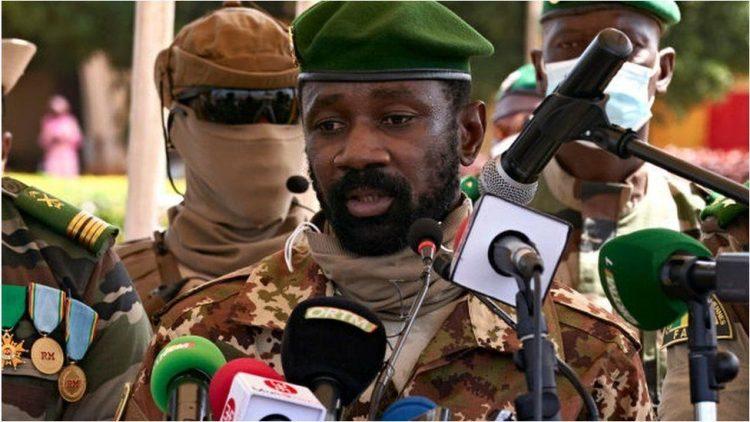 Mali Coup Leader Assimi Goïta Declares Himself President