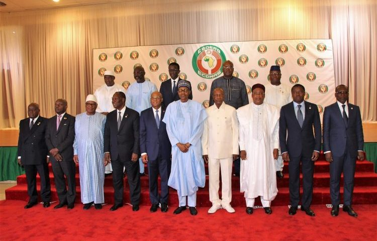 ECOWAS Suspends Errant Mali From Regional Bloc Over Coup