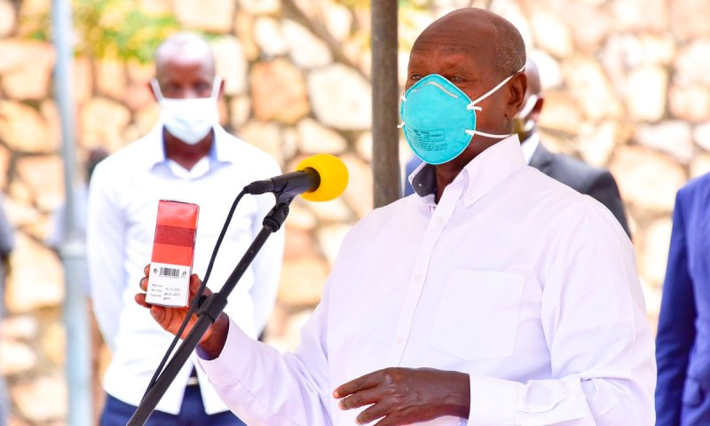 Ugandans Decline To Volunteer ForUganda's COVID-19 Treatment Drug Trials
