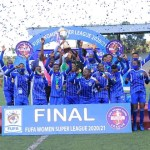 Lady Doves Crowned Champions of 2020/21 FUFA Women Super League