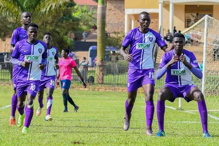 UPL: Wakiso Giants Clobber Troubled Kitara FCIn 7-2 Win