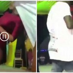 VIDEO: Singer Vinka Brutally Double Kicks Horny Fan Who Touched Her Sumbi Live On Stage
