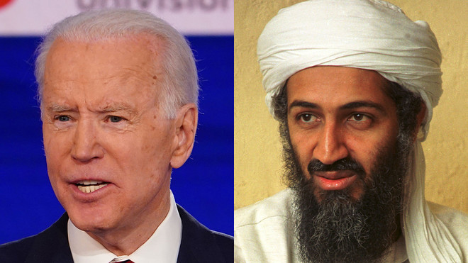 Biden 'Notorious Killer' Than Obama, Here Is His Bloody Assist In Assassinating Osama Bin Laden