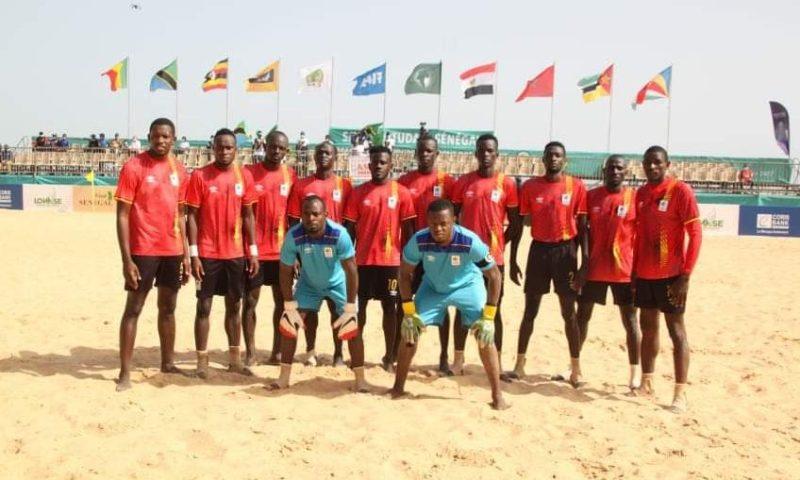 Uganda Sand Cranes Ready To Crush Mozambique In Semi-Finals-Coach Muwonge