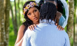 Love In The Air: Singer Spice Diana Kneels For Nince Henry To Go Public On Chewing Her Soupy Sumbi